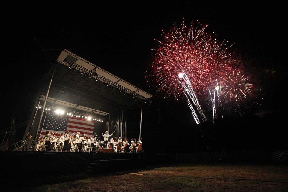 The Long Island Philharmonic, with David Stewart Wiley