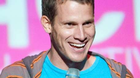 Daniel Tosh performs, as part of the South