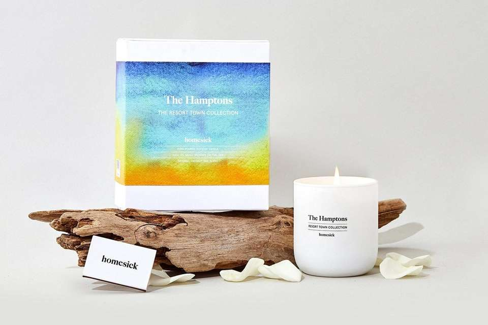 Craving summer? This Hamptons Homesick candle will bring