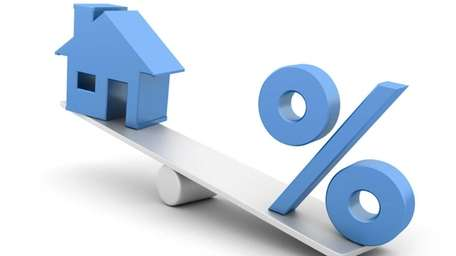 The average rates on both the 30-year and