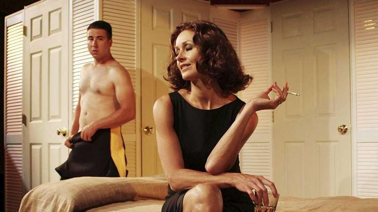 Vincent Carbone as Benjamin and Brooke Alexander as
