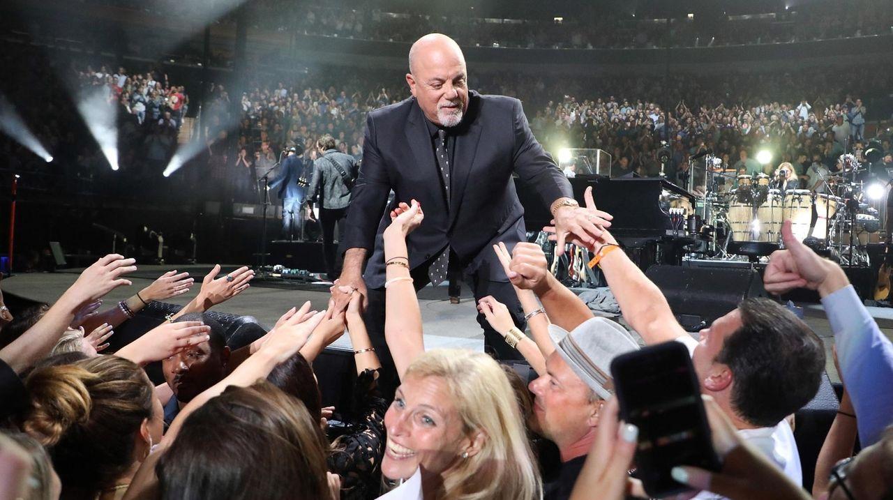Billy Joel to be panelist at LI arts-education forum