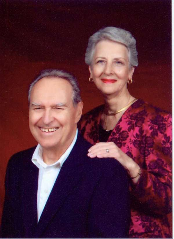 Fred and Lucille Seden as seen in a