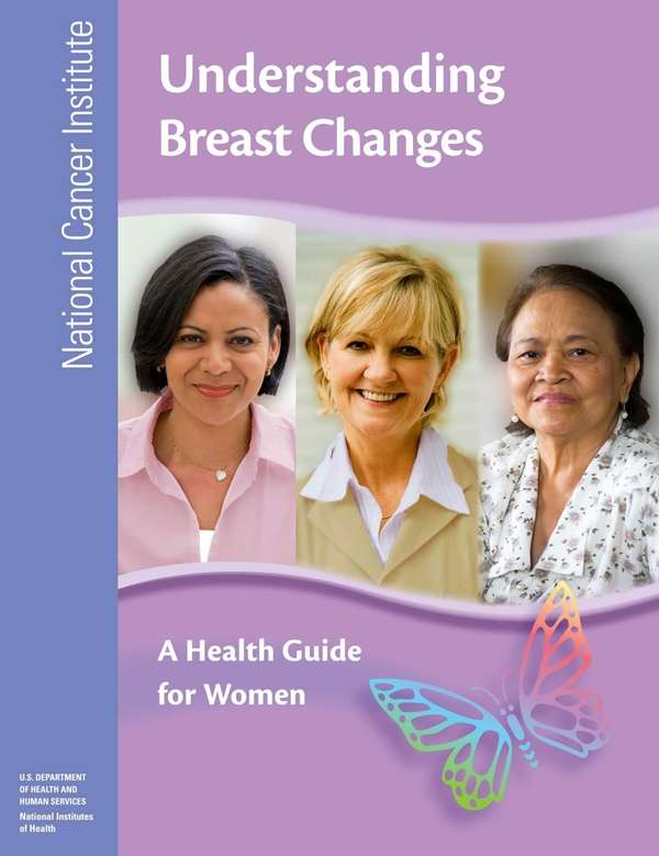 The National Cancer Institute recommends getting the mammogram