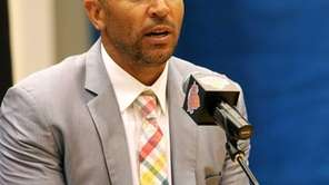 One of the newest Knicks, Jason Kidd, talks