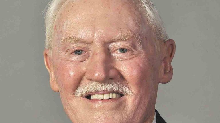 Republican Owen Johnson has held a State Senate