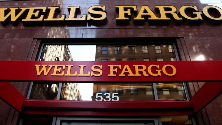 A Wells Fargo branch in Manhattan. Reductions at