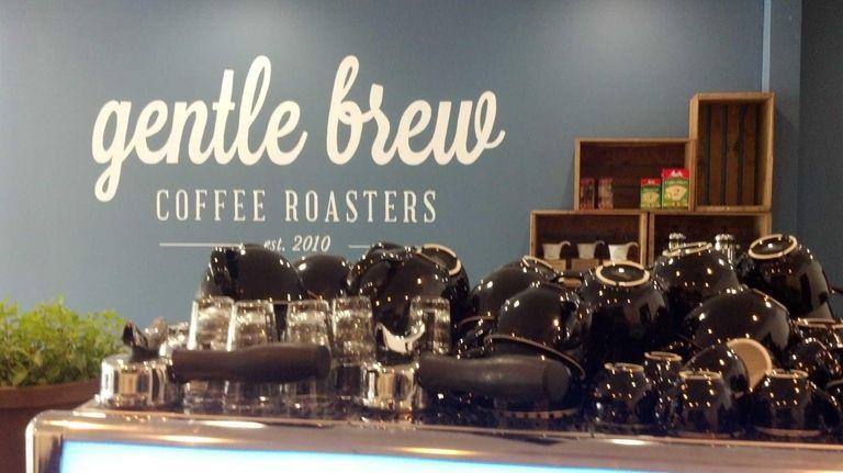 Gentle Brew coffee shop has just opened in