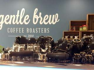 Gentle Brew coffee shop has just opened in