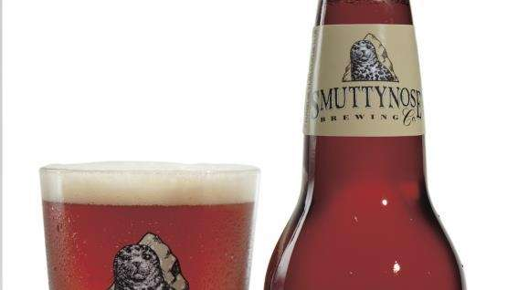 New Hampshire's Smuttynose Brewing Company's Shoals Pale Ale.