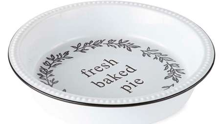 Fresh Baked Pie Plate.