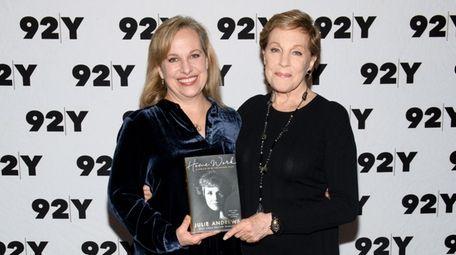 Emma Walton Hamilton and her mom, Julie Andrews,