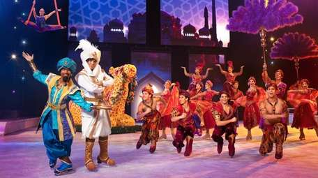 Disney On Ice returns to Long Island from