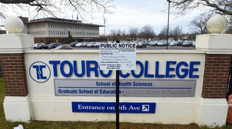 Touro College plans to sell its Bay Shore