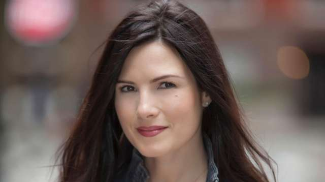 "Nicola Harrison will talk about her novel ""Montauk"""