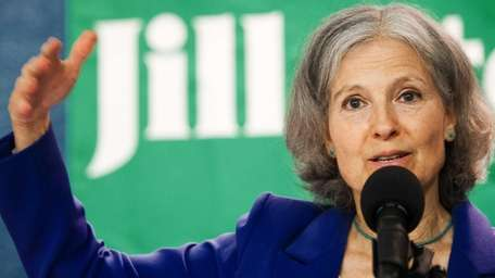 US Green Party Presidential Candidate Dr. Jill Stein