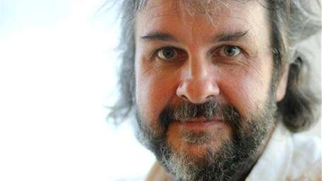 """Director Peter Jackson, from the film """"The Hobbit:"""