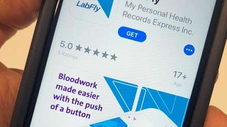 New Hyde Park-based Northwell last month launched LabFly,