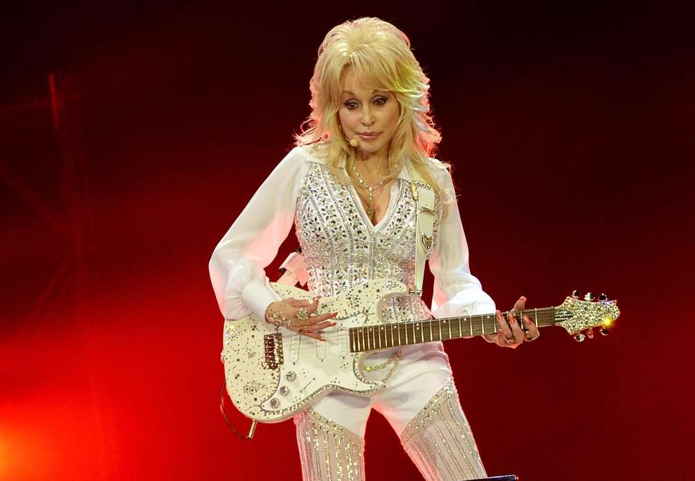 The one, the only: Dolly Parton. Parton made
