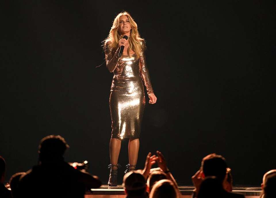 Faith Hill, who is married to fellow country