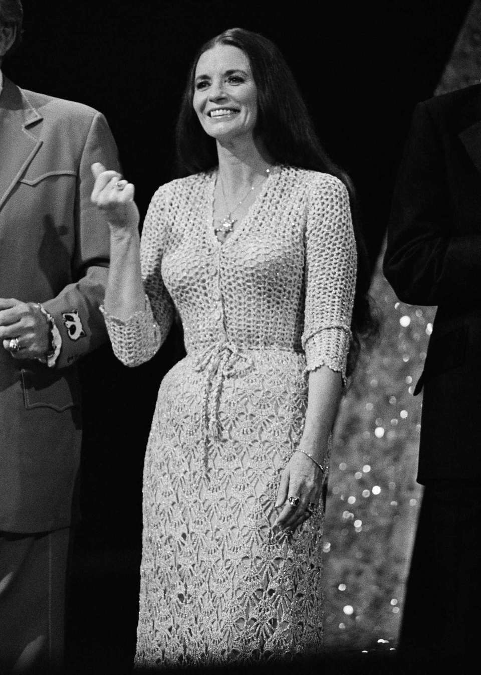 June Carter Cash worked on three solo country