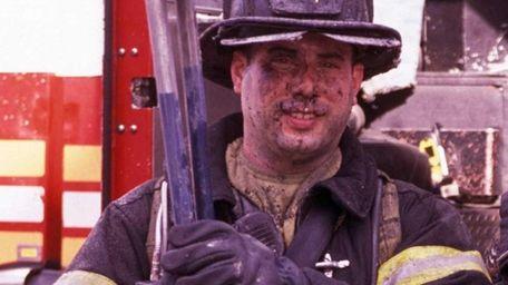 FDNY Firefighter Joseph DiBernardo, of FDNY Rescue Company