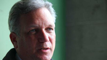 Nassau County Executive Edward Mangano. (March 15, 2012)