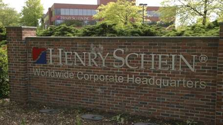 The corporate headquarters of Henry Schein in Melville.