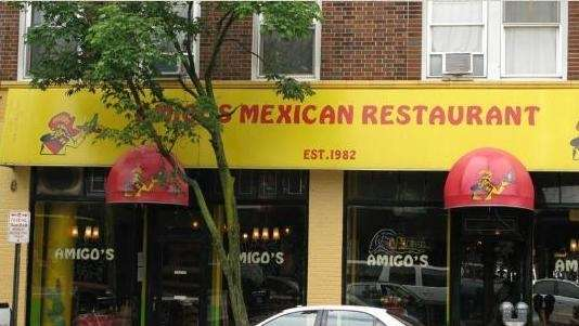 Amigos in Port Washington, which opened in 1982,