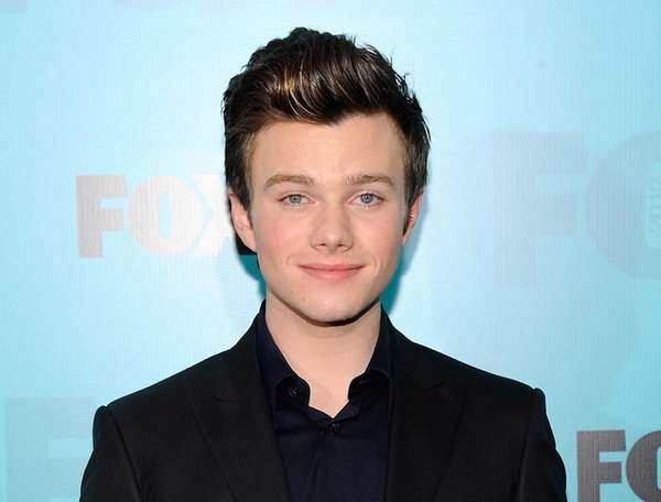 Chris Colfer from