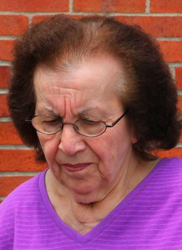 Mary Miller, 80, Daniel Miller's mother, is charged