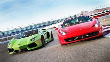 Exotics Racing offers a fleet of 30 supercars