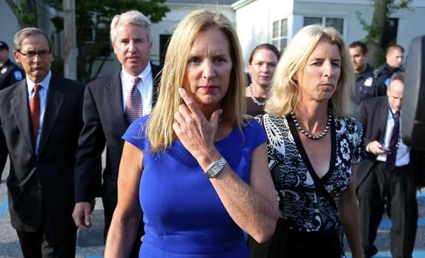 Kerry Kennedy, ex-wife of New York Gov. Andrew