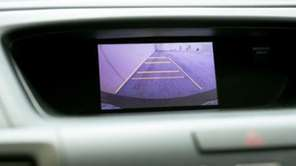 2012 Honda CR-V backup camera.