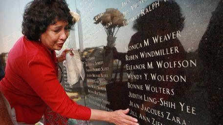 Paige Verducci, 62, a former TWA flight attendant