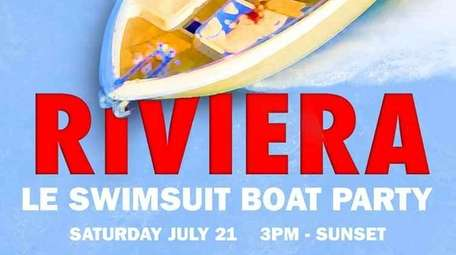 Riviera Le Swimsuit Beach and Boat Party at