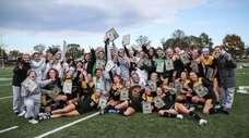 St. Anthony's wins the CHSAA girls soccer state