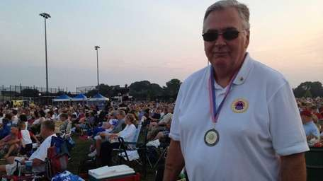 Town of Oyster Bay Veteran Volunteer of the