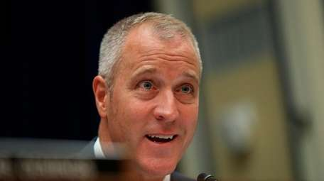 Rep. Sean Patrick Maloney (D-Cold Spring) questions acting