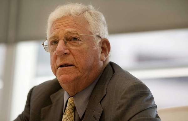 Richard Ravitch, chairman and founder of Ravitch Rice
