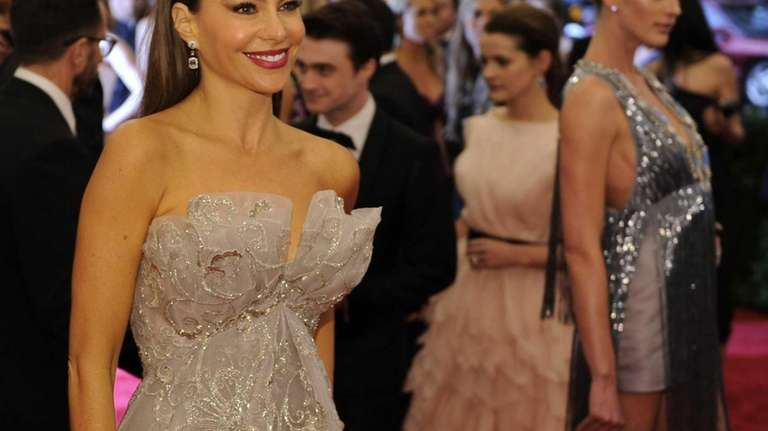 Sofia Vergara attends the Costume Institute Benefit at