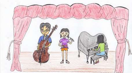 Credit: Kidsday staff artist / Caitlin Hanratty, East