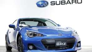 Prices for the Subaru BRZ start at $26,265.