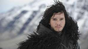 Kit Harington plays Jon Snow in