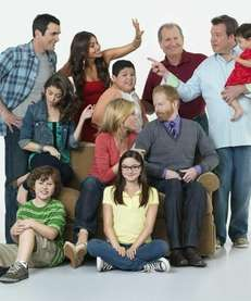 quot;Modern Familyquot; Nominated: Outstanding comedy series