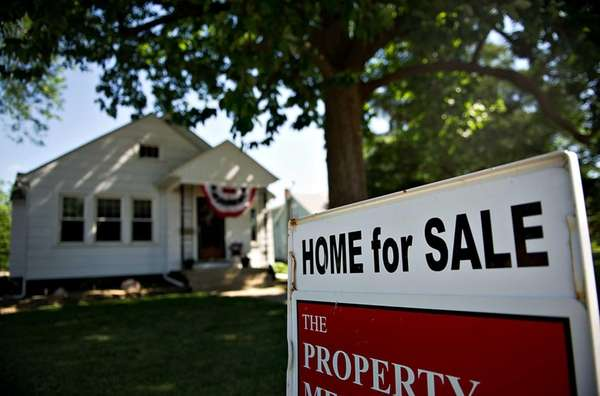 Mortgage rates reached record lows across the country.