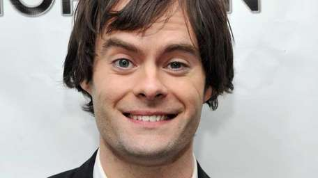According to the Times, Bill Hader, one of