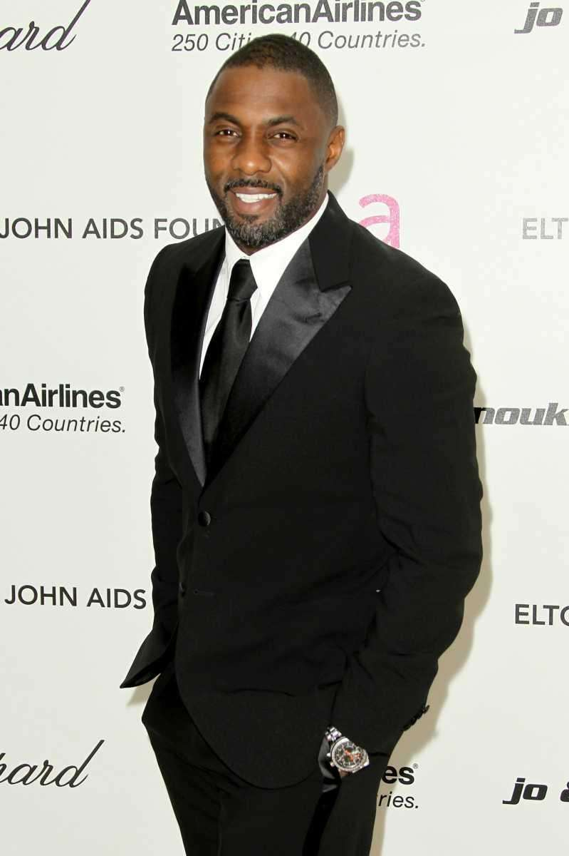 Idris Elba as John Luther in