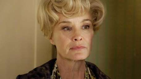 """Actress, Jessica Lange, in a scene from """"American"""