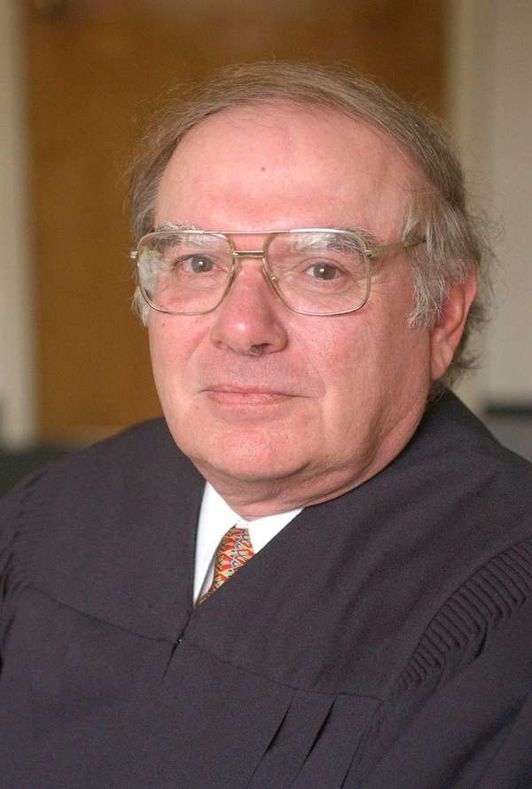 George R. Peck, Nassau County Court judge. (Nov.